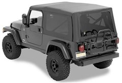 Bestop Supertop NX Soft Top w/Tint Windows LJ 2004-2006