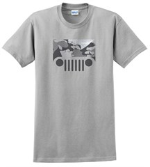 Terrain Series: ROCK Men's T-Shirt