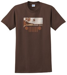Terrain Series: SAND/MUD Men's T-Shirt