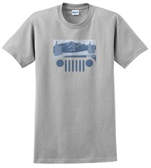 Terrain Series: SNOW Men's T-Shirt