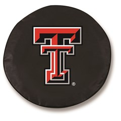 Texas Tech University Tire Cover