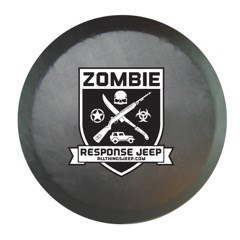 all things jeep zombie response jeep spare tire cover in black. Cars Review. Best American Auto & Cars Review