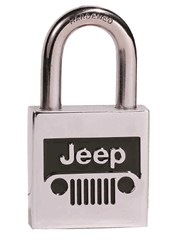 "Jeep� Grille ""Lock Ware"" Padlock"