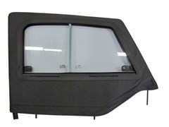 Top Slider, 87-95 Jeep Wrangler, Black Denim