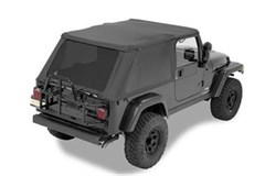 Bestop Trektop NX Soft Top w/Tint Windows LJ 2004-2006