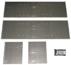 Tuffy Security Products Divider Kit for Large Cargo Drawer (TUF-140)