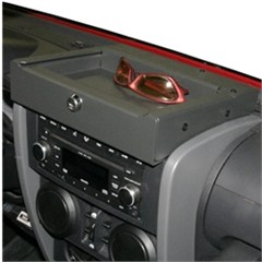 Flip-n-Lock Cover & Tray for 2/4 Door Jeep Wrangler JK 2007-2010