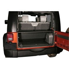 Security Tailgate Enclosure by Tuffy Security Products for Jeep Wrangler JK (2007-2010)