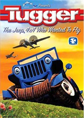 """Tugger the Jeep 4x4 who wanted to fly""  (DVD)"
