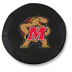 University of Maryland Tire Cover