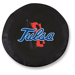 University of Tulsa, Oklahoma Tire Cover