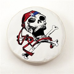 USA Pirate Tire Cover