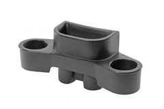 Trash Can with Cup Holders for Jeep Wrangler JK and Unlimited (2011-2014)