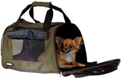 "CLOSEOUT - Jeep ""Urban Traveler"" Dog Carrier"