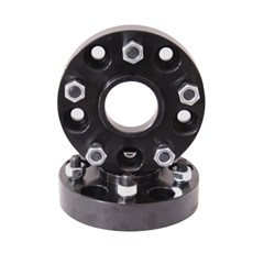 Black 5 x 5 Wheel Spacer for Jeep Wrangler JK (2007-2014)