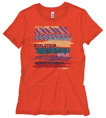 Wild Streak Young Women's T-Shirt