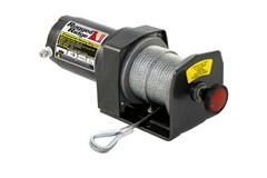 Extreme Heavy Duty ATV/UTV 2000 lb. Winch by Rugged Ridge