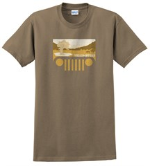 Yellowstone National Park Men's T-Shirt