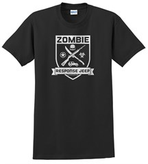 Zombie Response Jeep Men's T-Shirt
